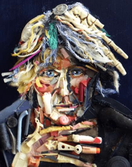 Artist Tess Felix
