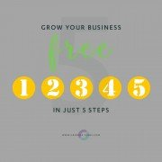 Grow Your Business in 5 Steps