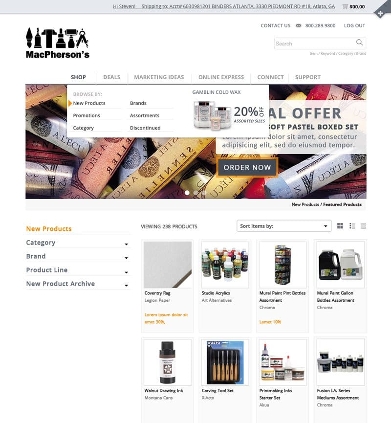 Business to Business Ecommerce