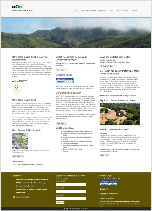 Marin Open Space Trust