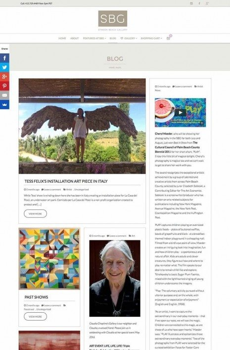 Blog, Featured Stories