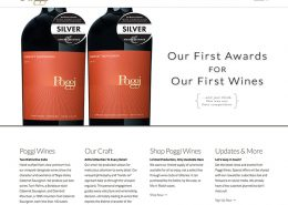 Boutique Winery Poggi Wines