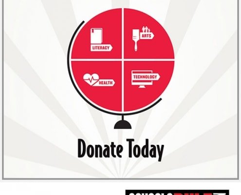 Schools Rule Marin Donations